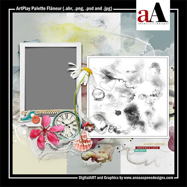 ArtPlay Palette Flaneur