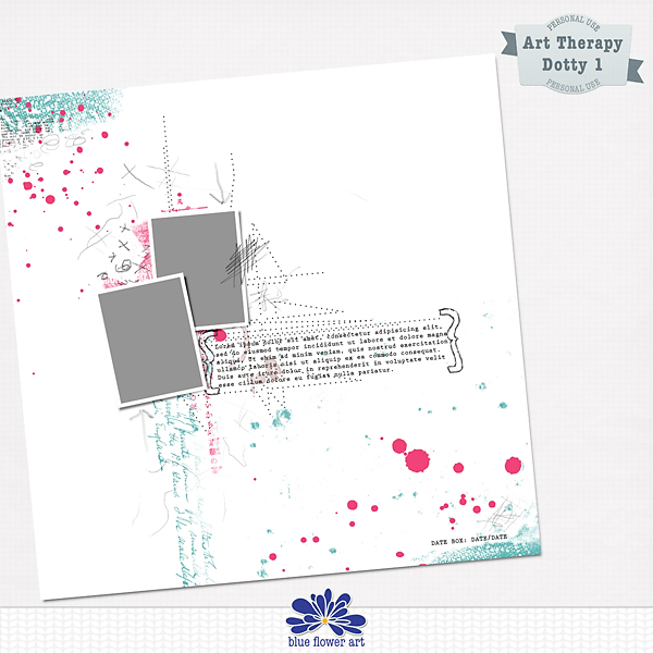 Art Therapy Dotty 1