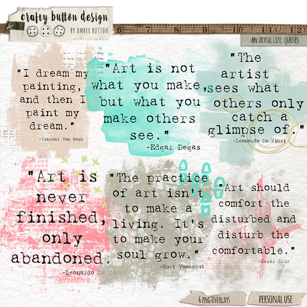 An Artful Life Quotes