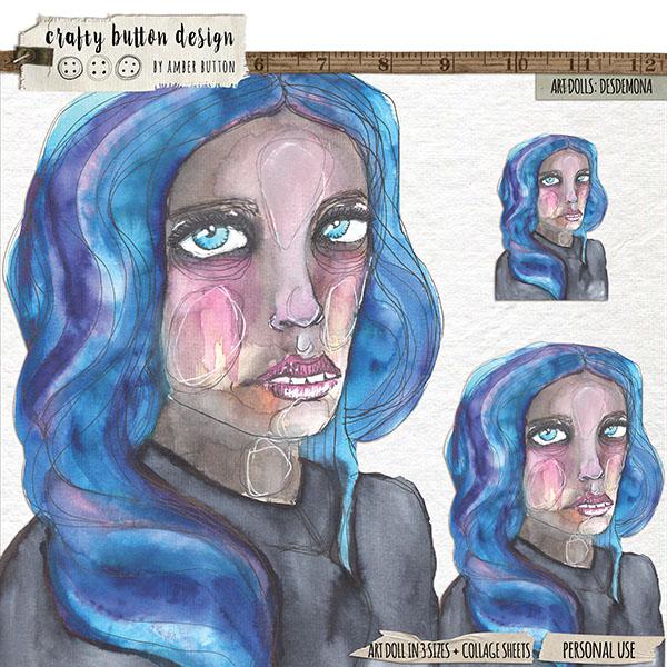 Art Dolls: Desdemona