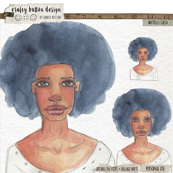 Art Dolls: Greta