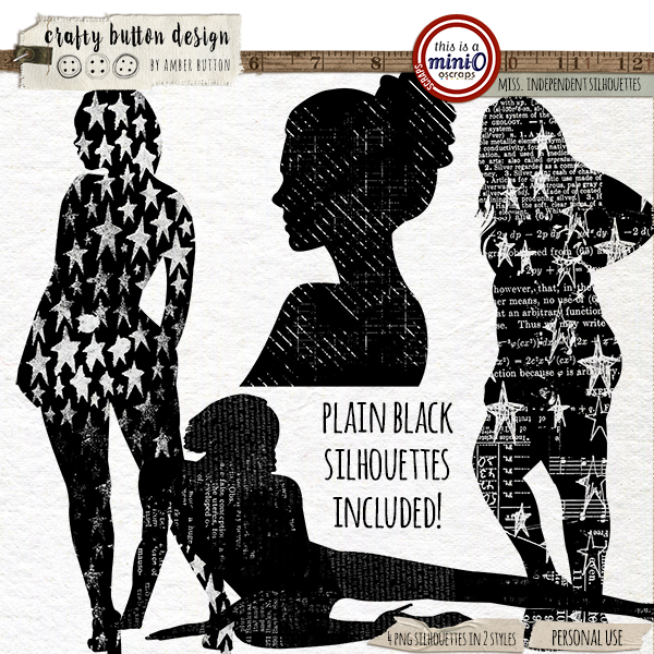 Miss Independent Silhouettes