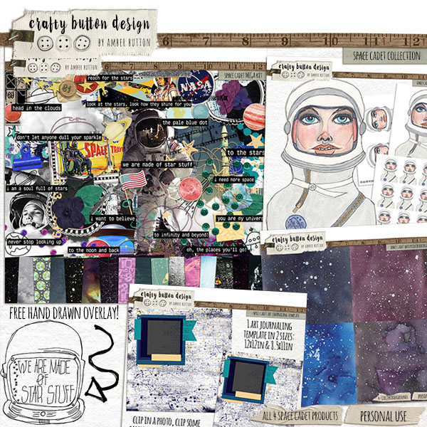 Space Cadet Collection