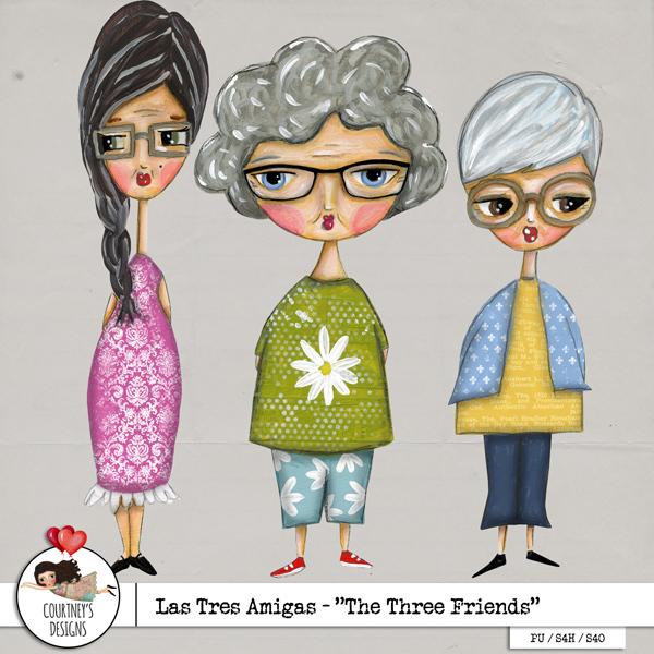 Las Tres Amigas
