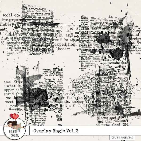 Overlay Magic Vol. 2 - CU/PU
