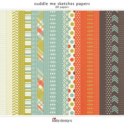 Cuddle Me 2 {Papers}
