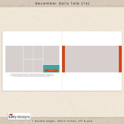 December Daily Tale 16