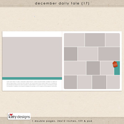 December Daily Tale 17