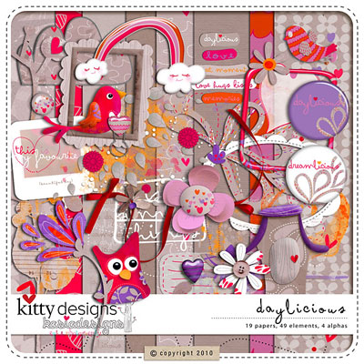 Daylicious Collab with Kasia (FREE Gift with Purchase)