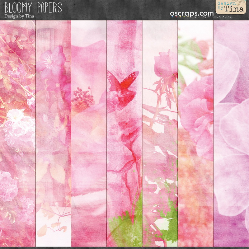 Bloomy Papers