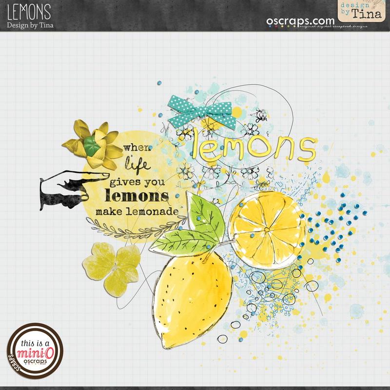 Lemons - Elements
