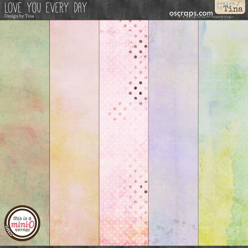 Love You Every Day - Papers