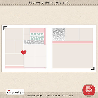 February Daily Tale 13
