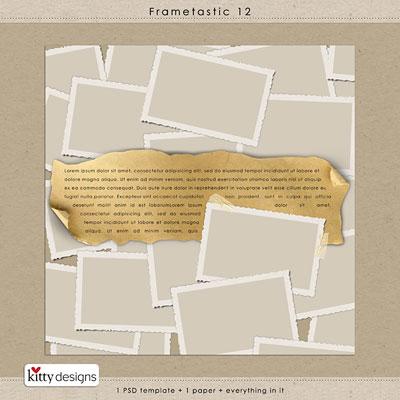 Frametastic 12