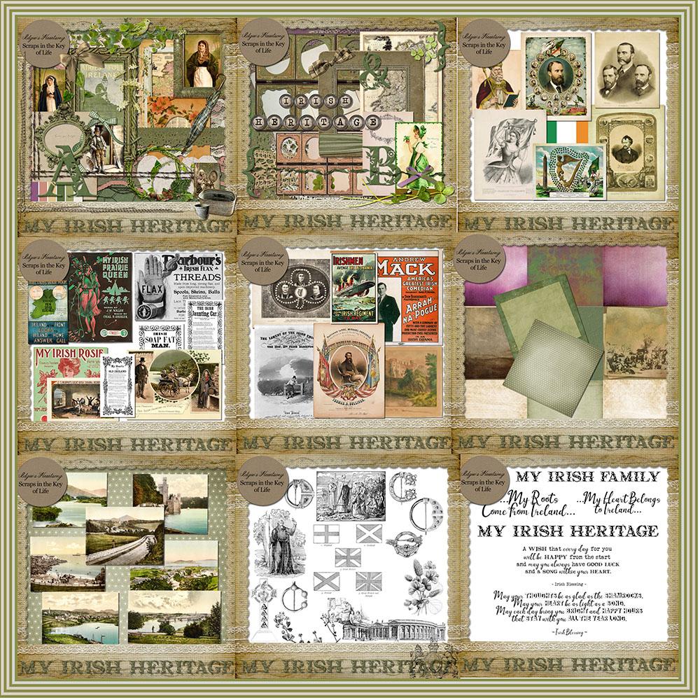 MY IRISH HERITAGE by Idgie's Heartsong