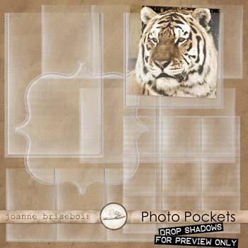 Photo Pockets Element Pack