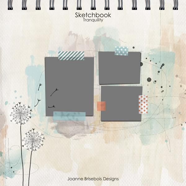 Sketchbook Tranquility