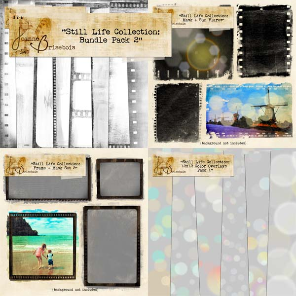 Still Life Collection: Bundle Pack 2