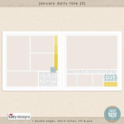 January Daily Tale 3