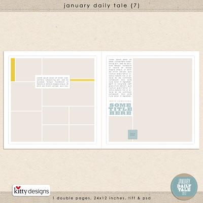 January Daily Tale 7