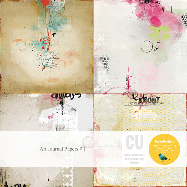 CU: Art Journal Papers # 1