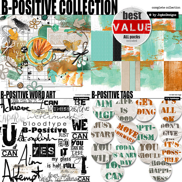 B-Positive Collection