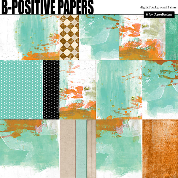 B-Positive Papers
