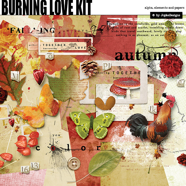 Burning Love Kit
