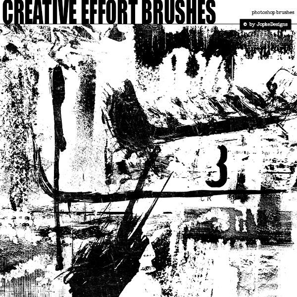 Creative Effort Brushes