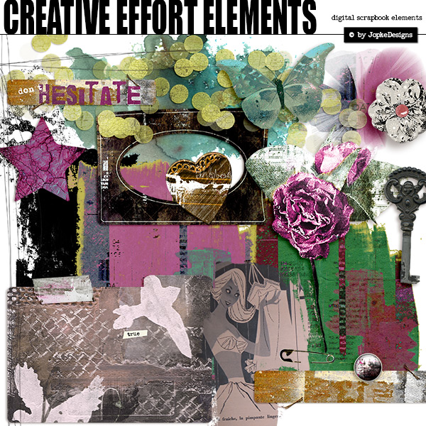 Creative Effort Elements