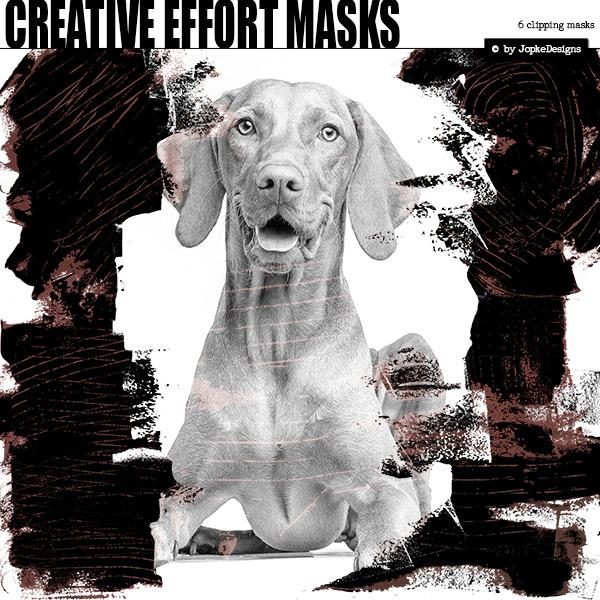 Creative Effort Masks