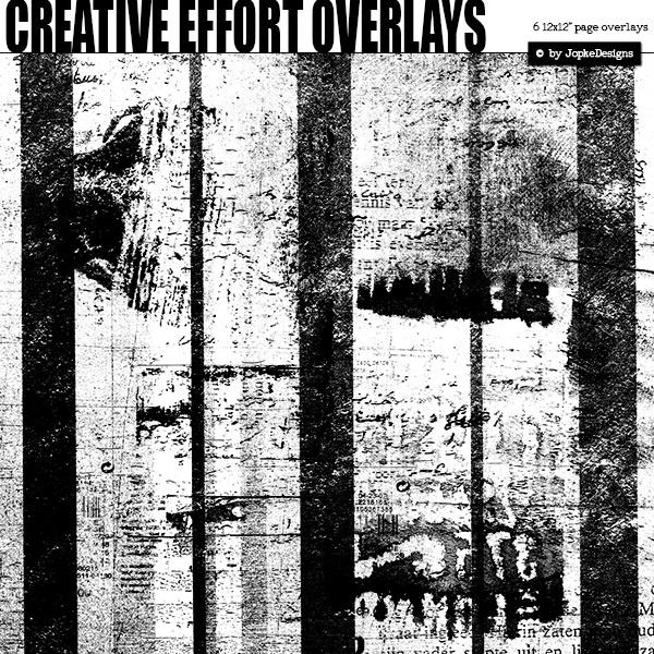 Creative Effort Overlays