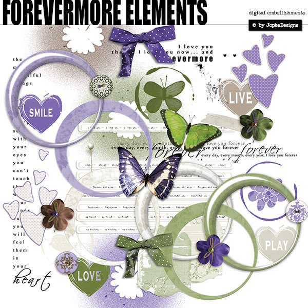 Forevermore Elements