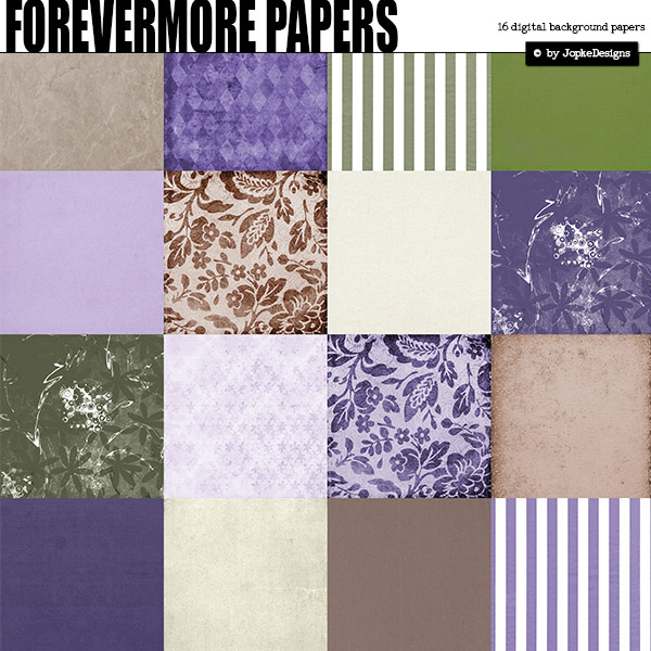 Forevermore Papers