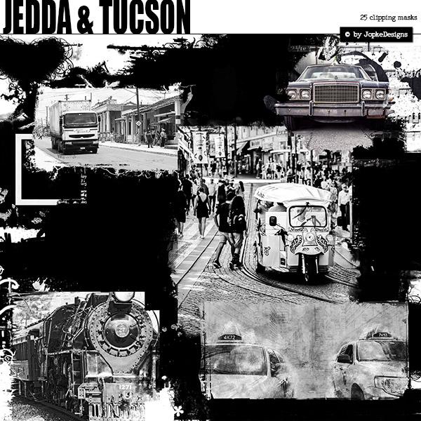 Jedda & Tucson