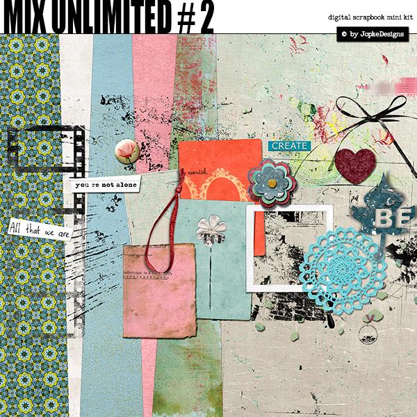 Mix Unlimited # 2