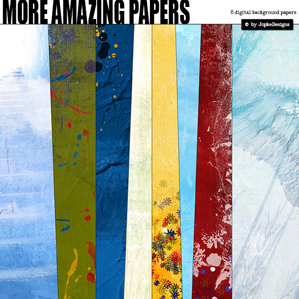 More Amazing Papers