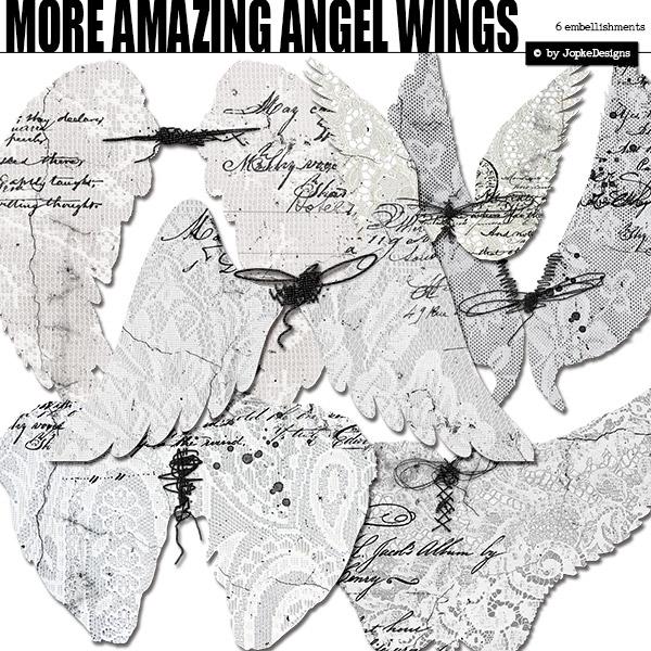 More Amazing Angel Wings