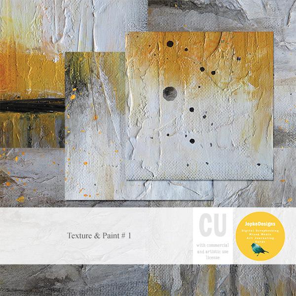 CU: Texture & Paint # 1