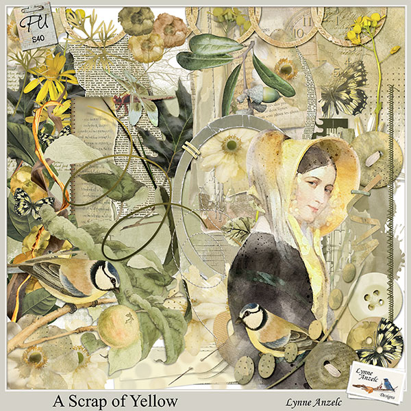 A Scrap of Yellow