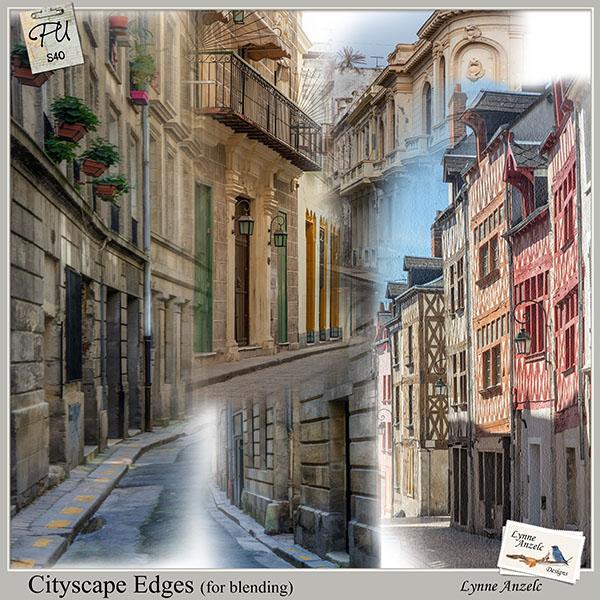 Cityscape Edges