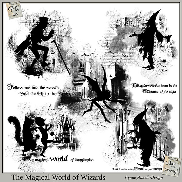The Magical World of Wizards