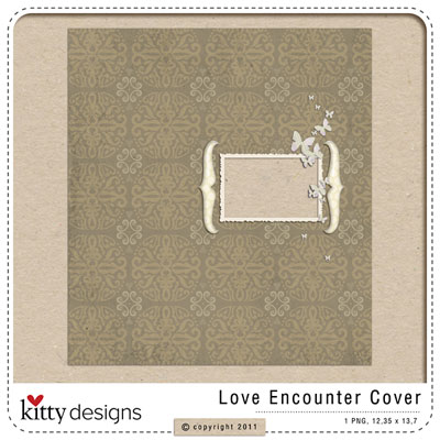 Love Encounter Cover {FREE}