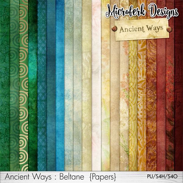 Ancient Ways Beltane Papers