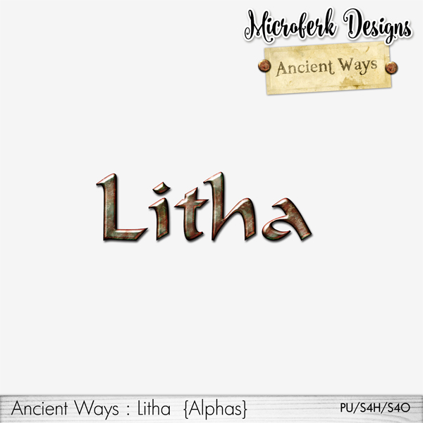 Ancient Ways Litha Alphas