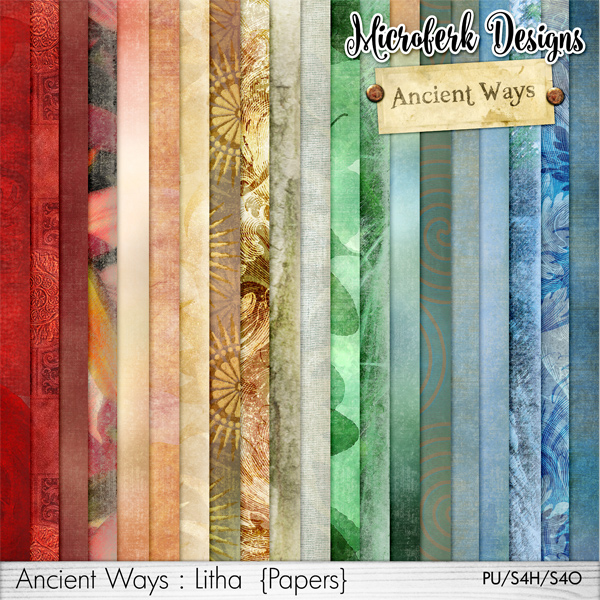 Ancient Ways Litha Papers