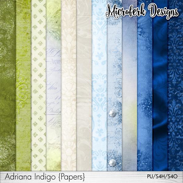 Adriana Indigo Papers