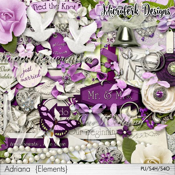 Adriana Elements