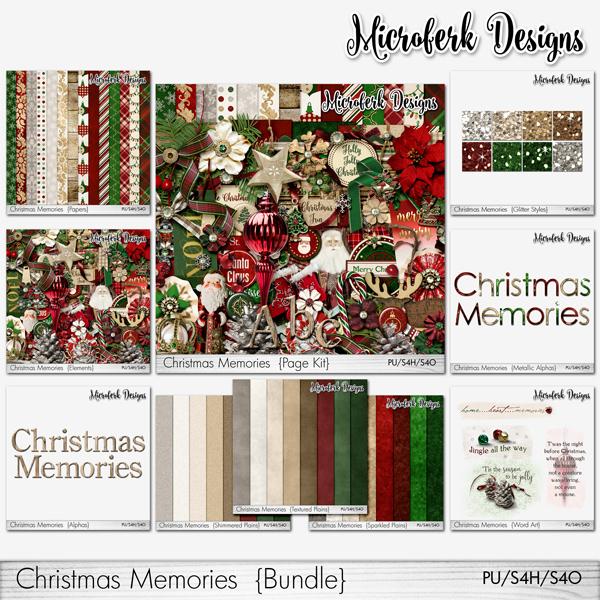 Christmas Memories Bundle