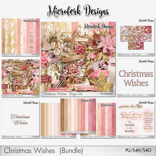Christmas Wishes Bundle